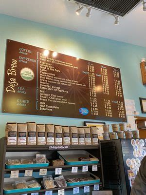 · follow deja brew coffee bar on facebook for contests and more information. DEJA BREW COFFEE & TEA - 72 Photos & 115 Reviews - Coffee & Tea - 1101 Grand Ave, Glenwood ...
