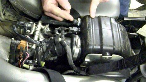 Yamaha Rhino 700 Air Temp Sensor Info - YouTube