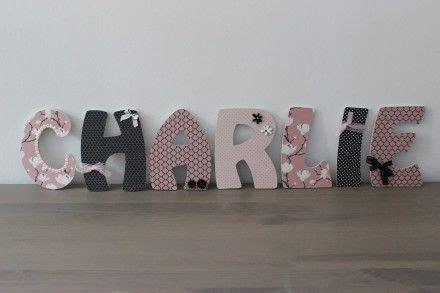 femme de chambre en 4 lettres lettres en bois personnalisées prénom bébé enfant chambre