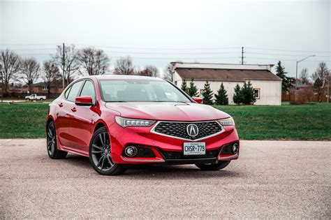 review  acura tlx  spec car