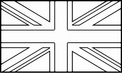 Flag Coloring Pages National Flags United Union
