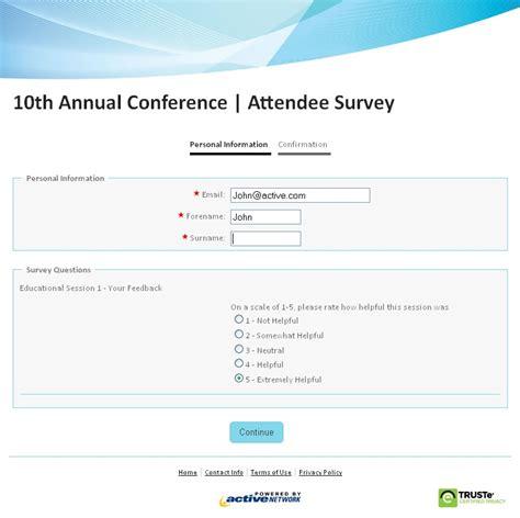sle survey form create an online survey form