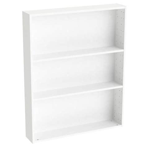 meuble cuisine largeur 30 cm caisson spaceo home 100 x 80 x 15 cm blanc leroy merlin