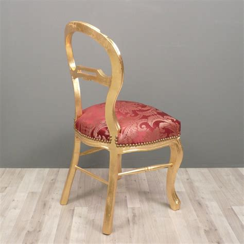 chaise louis xvi pas cher louis xv chair baroque chairs