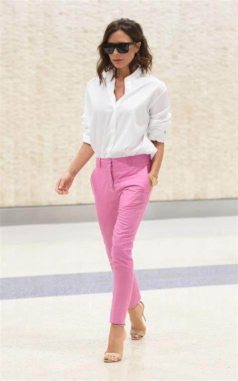 Pink Jeans Outfit - Oasis amor Fashion