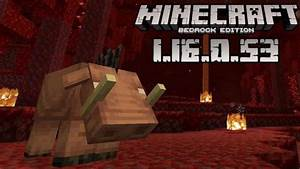Download Minecraft 1 16 0 53  Beta Version  For Android For Free