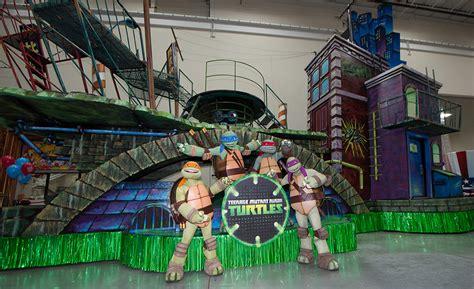 teenage mutant ninja turtles macys thanksgiving day