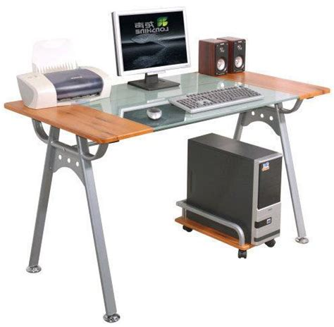 image bureau pc bol com hjh office computer bureau teak aluminium