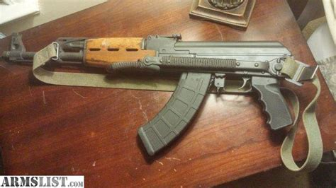 You don't have to chime in on everything i say on here. ARMSLIST - For Sale/Trade: Yugo AK Underfolder 1.5mm RPK M70