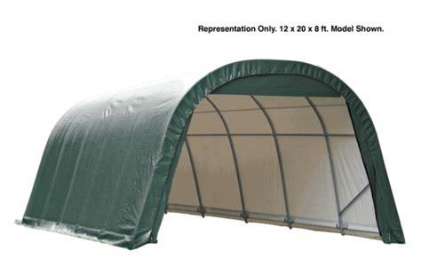 shelterlogic       portable garage green garage tents