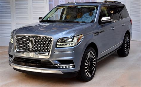 2018 Lincoln Navigator Debuts In New York  The Torque Report