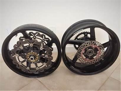 Wheels Rc51 Marchesini Wheel Honda Rvt1000 Excellent