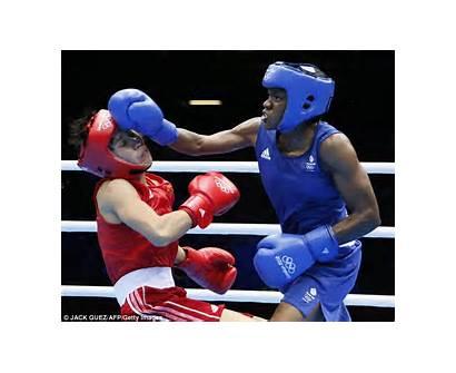 Boxing Olympic Female Olympics Professional Adams Nicola