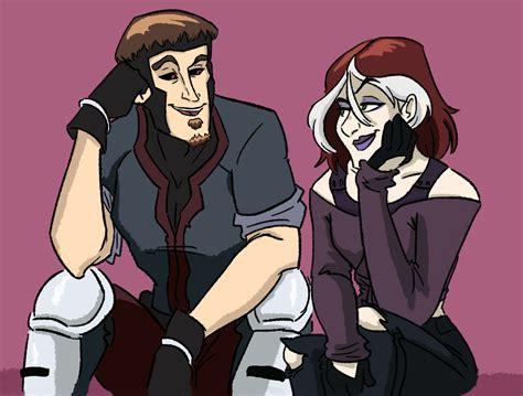 Gambit And Rogue Appreciation