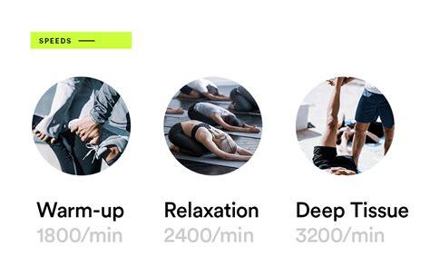 Amazon.com: Deep Tissue Massage Gun - Flyby F1Pro