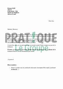Demande De Raccordement Edf : modele lettre resiliation contrat maintenance document ~ Premium-room.com Idées de Décoration