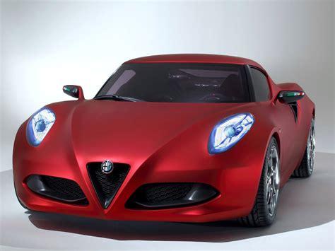 Alfa Romeo 4c Concept by Alfa Romeo 4c Concept 2011 Alfa Romeo 4c Concept 2011