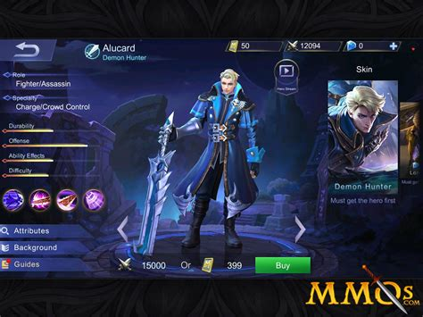 mobile legend alucard mobile legends review