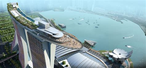 Marina Bay Sands Singapore Moshe Safdie Ideasgn