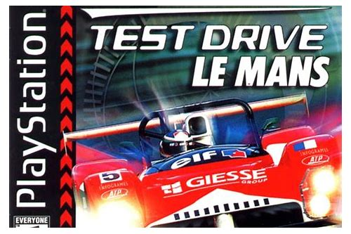 test drive le mans pc game download