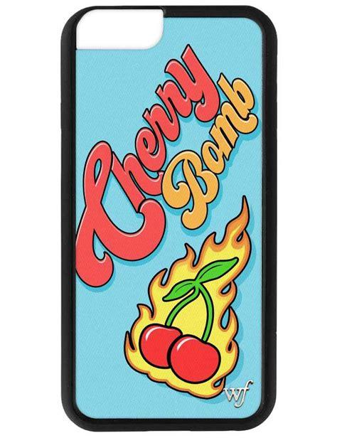 denim for iphone 7 niki demartino cherry bomb iphone 6 6s wildflower cases