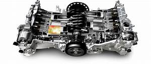 The Subaru Fb25 Engine