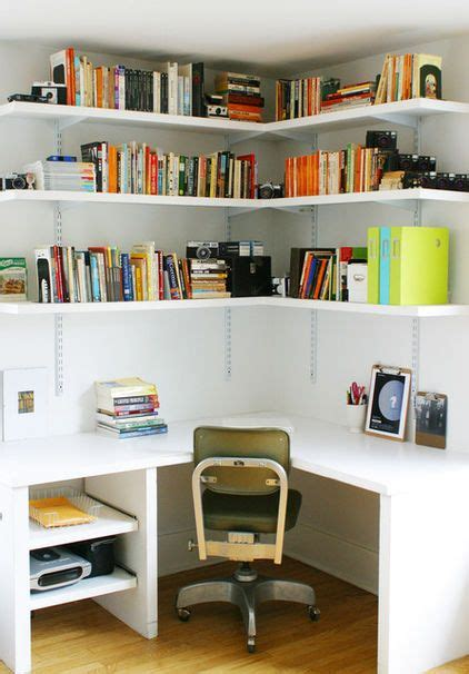 Small Corner Desk With Shelves by Diy Corner Desk Lobe The Shelves Reno Ideas