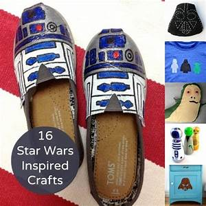 Star Wars Diy : 16 star wars crafts that are out of this world diy candy ~ Orissabook.com Haus und Dekorationen