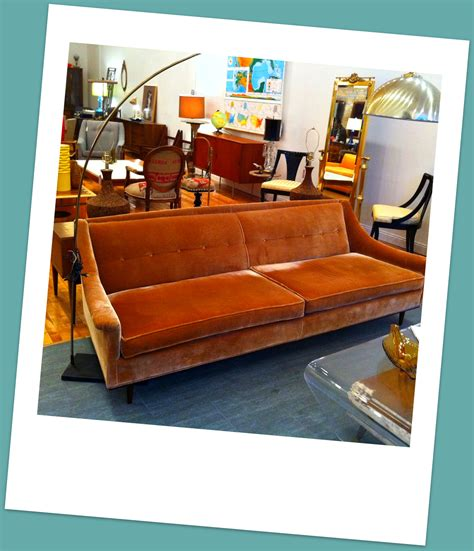 Mid Century Modern Vintage Furniture Lovers Salon