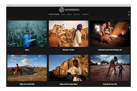 Photoshelter Photography Websites & Tools For
