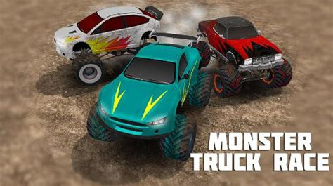 monster truck race game monster truck race for android free download monster