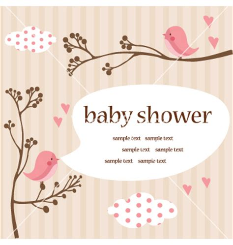 Baby Shower Templates Free - templates
