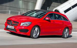 First Drive Review  Mercedes Cla Shooting Brake  2015