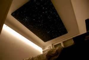 ciel étoilé chambre ciel etoilé fibre optique chambre plafond led mycosmos