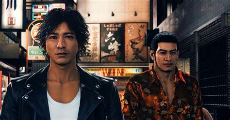 yakuza teams  game judgment   full english