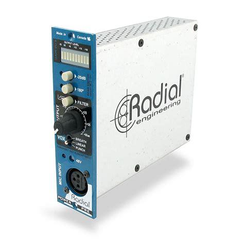 Radial Engineering Powerpre Discrete Microphone