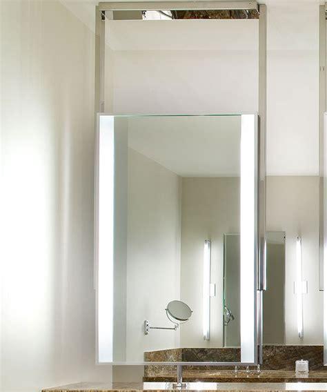 element led lighted bathroom mirror electric mirror