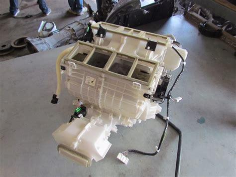 infiniti  mx heater core assembly  maa