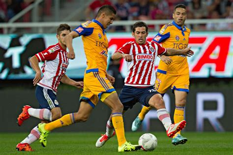 Nhận định Tigres UANL vs Chivas Guadalajara, 9h00 ngày 6/9