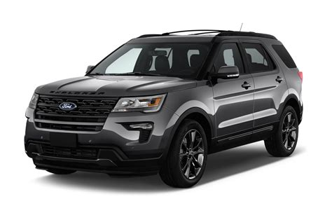 2018 Ford Explorer Platinum 4wd Overview