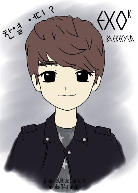 anime suho exo the gallery for gt exo suho chibi