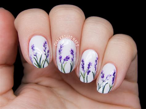 Nail Art : Pretty Spring Nail Art Ideas