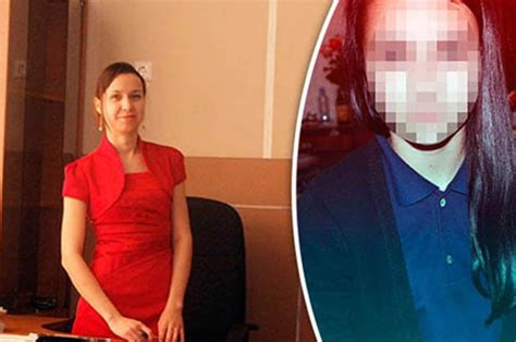 Lesbian Teacher From Russia Facing Jail Time For Lesbian Sex With Teen Pupil Daily Star