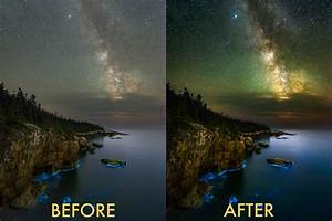 Learn How to Make Your Milky Way Photos Pop and Glow ...