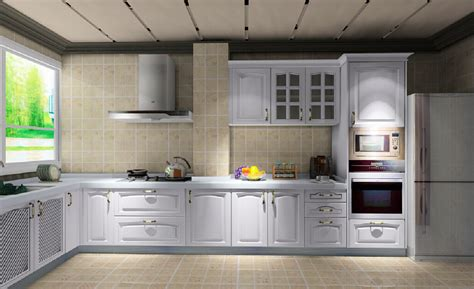 interior of a kitchen 3d kitchen interior interior design