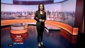 Yalda Hakim on BBC Impact Promo - YouTube
