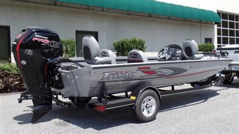 Bass Fishing Used Aluminum Boats For Sale by New 2017 Triton 18tx Aluminum Bass Boat For Sale Near