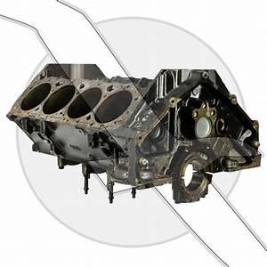 5 7l 350ci Gm Vortec Bare Block Engine Mercruiser Omc Volvo Casting  880