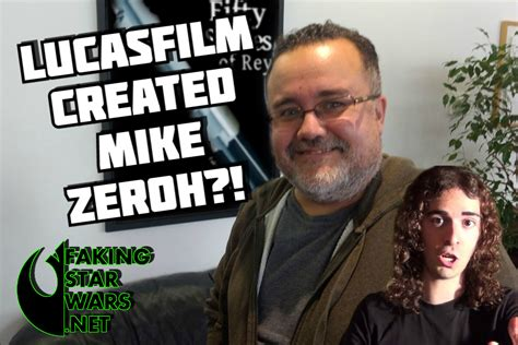 Pablo Hidalgo Mike Zeroh Is A Lucasfilm Creation Faking