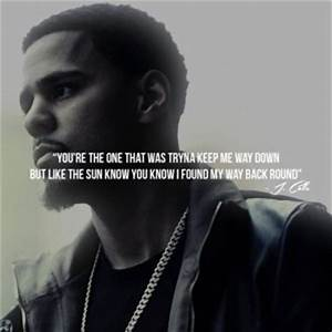 Girl Of My Dreams J Cole Quotes. QuotesGram